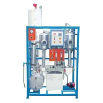 Double Effect Evaporator