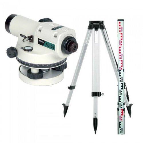 AC 2S Automatic Optical Level (3)