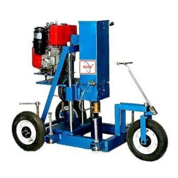 Pavement-core-drilling-machine