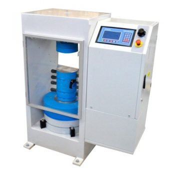 Fully Touch Automatic Compression Testing Machine With Pace Rate Control